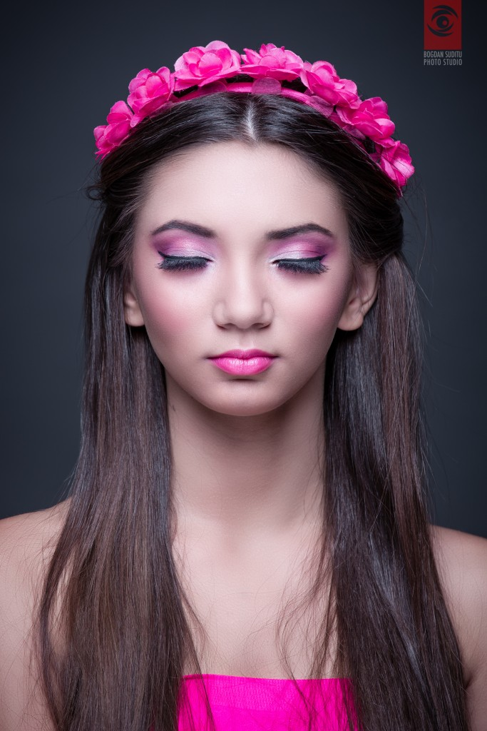 Photo/Edit: Bogdan Suditu Makeup: Make-up Swan by Aly Model: Marya Mia