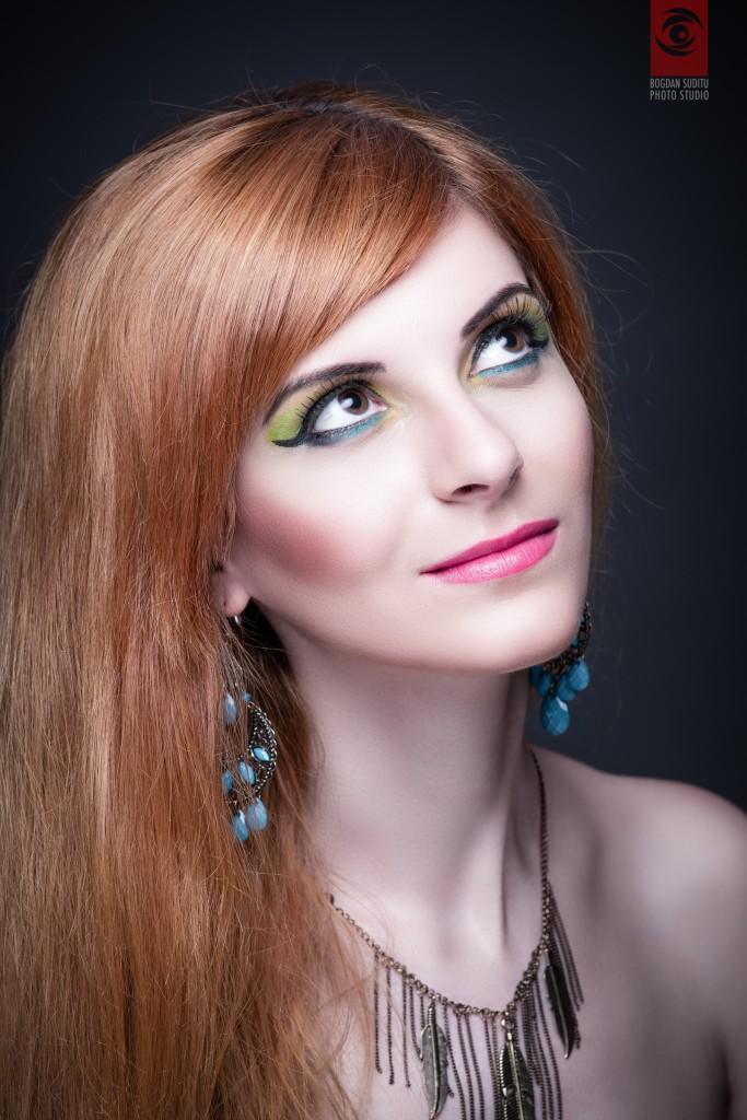 Photo/Edit: Bogdan Suditu Makeup: Make-up Swan by Aly Model: Alice Petica