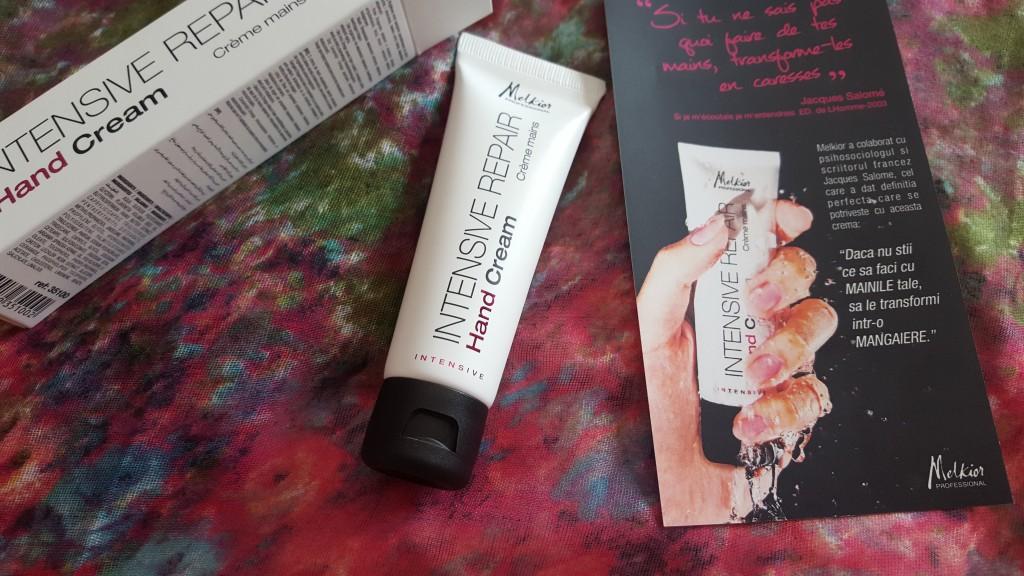 Intensive repair hand cream Melkior