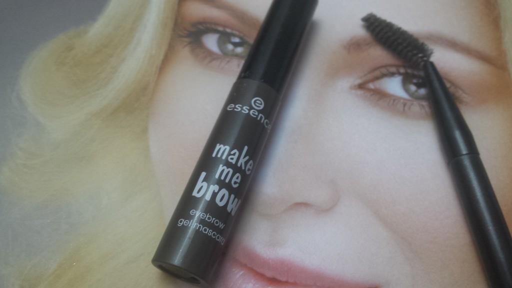 essence - make me brow