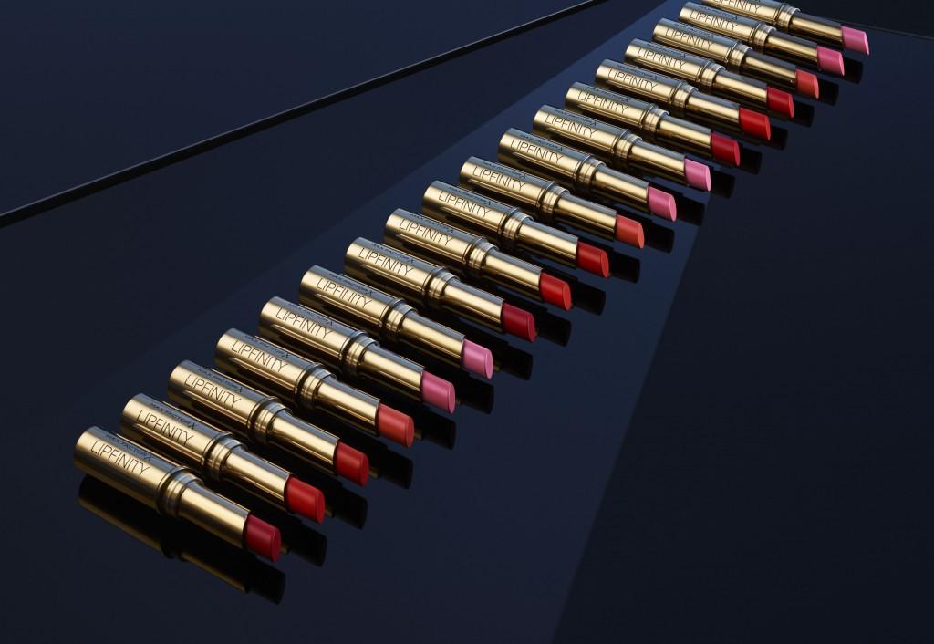 lipfinity lipsticks
