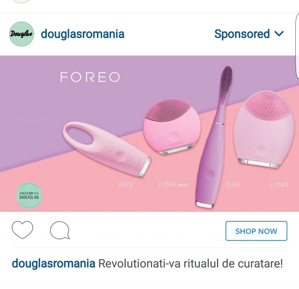 foreo-douglas-makeupswan